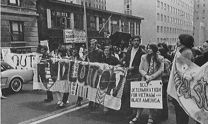 1968. El «punto de inflexión» en la historia de los Estados Unidos